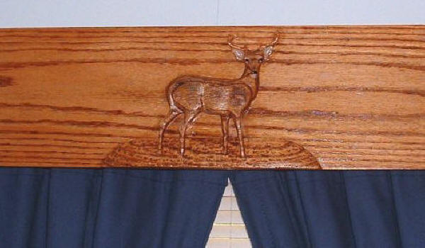 How To Upholster a Cornice Board/Window Valance